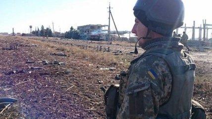 В ООС заявили об операции по разведке среди боевиков в Луганской области