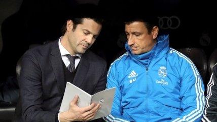 Солари назвал причины очередного поражения Реала в Ла Лиге