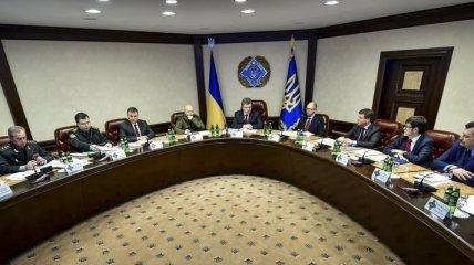 На ближайшем СНБО могут обсудить имплементацию ассоциации с ЕС