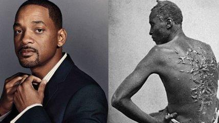Основано на реальных событиях: Уилл Смит сыграет роль беглого раба