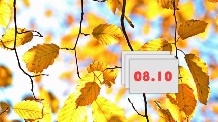 Праздники 8 октября 2021