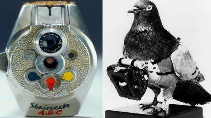 Секретные технологии ХХ века для шпионов в период Холодной войны (Фото)