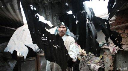 В Кашмире продолжаются боевые столкновения