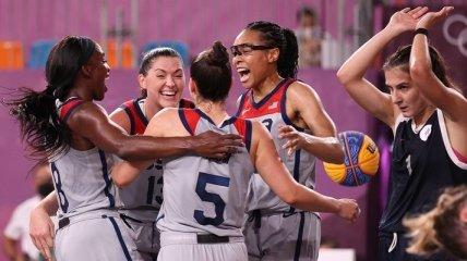 Россияне проиграли оба финала в баскетболе 3x3 на Олимпиаде в Токио