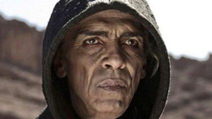 В образе Сатаны увидели Барака Обаму
