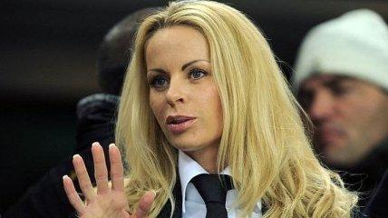 Как выглядит жена Златана Ибрагимовича Хелена Сегер (Фото)