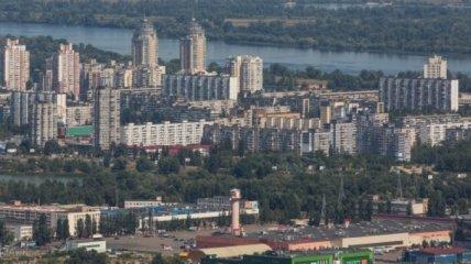 """Из всех районов Киева поступали сообщения о нарушении """"дня тишины"""""""