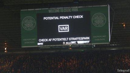 УЕФА из-за коронавируса может отменить систему VAR