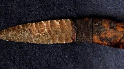 Каменный нож - древнейший предок криминальных традиций
