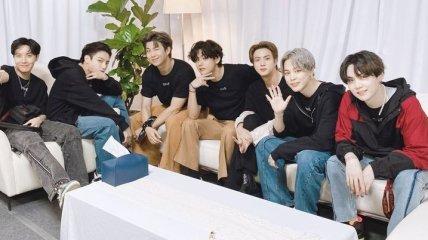 Лідер групи BTS висловився про корейську війну і це розлютило китайських фанатів