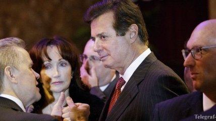 В США подтвердили получение Манафортом денег от Партии регионов