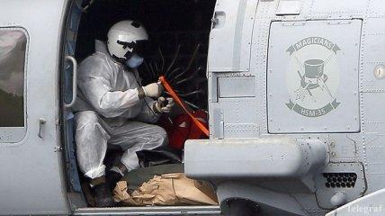 В районе падения AirAsia нашли еще 7 тел