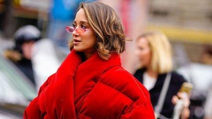 Мода 2018-2019: модные пуховики, которые согреют вас этой зимой (Фото)