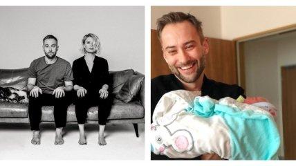 Муж покойной Жанны Фриске стал отцом во второй раз: первые кадры с роддома (фото)