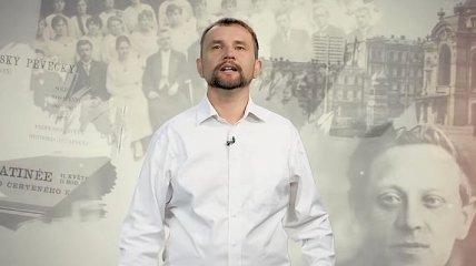 """Новый """"ИстФакт"""" от Вятровича: история тризуба (Видео)"""