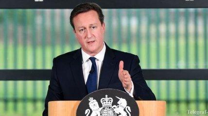 Кэмерон: о возможном выходе Великобритании из ЕС