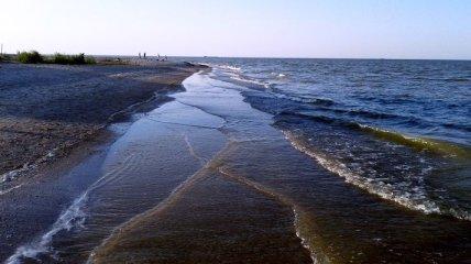 Температура воды в Азовском море - почти как в бассейне