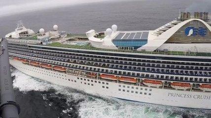 Члены экипажа круизного лайнера Grand Princess прошли карантин и вернулись из США