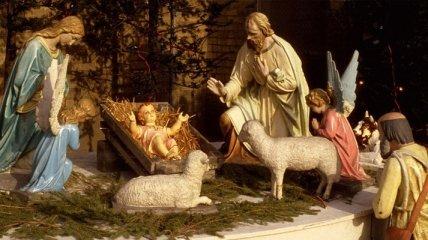 Короткие колядки на Рождество 2016