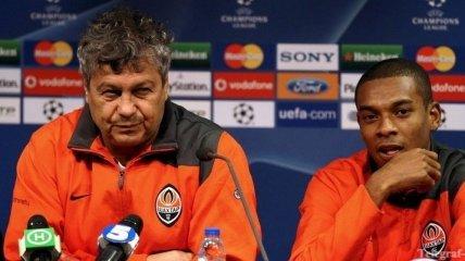 Фернандиньо: Луческу попросил нас очень серьезно отнестись к игре