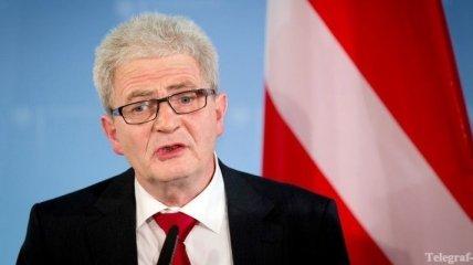 Глава МИД: Дания должна оставаться вне зоны евро
