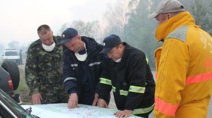 В Минэкологии назвали возможную причину пожара в Чернобыле