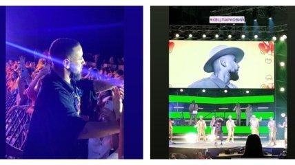 MONATIK в Киеве дал невероятный концерт со старыми хитами и танцами (видео)