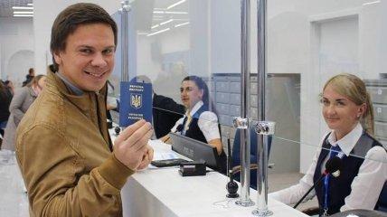 В Украине исчезли очереди за биометрическими паспортами