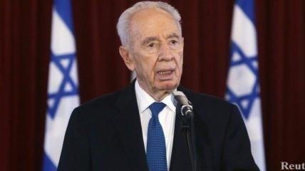 Президент Израиля выступил за усиление давления на Сирию