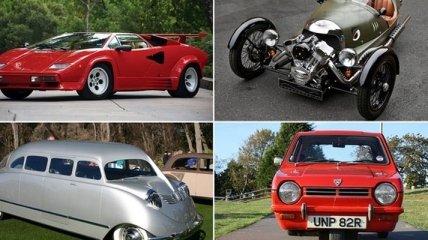 Самые необычные автомобили со всего мира (Фото)