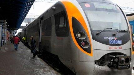 """В Украине будут развивать маршрутную сеть поездов """"Интерсити +"""""""
