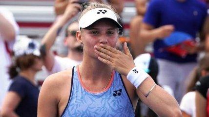 Ястремская покинула малый Итоговый турнир WTA