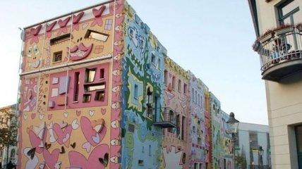 Щасливі будинку Рицци, які роблять життя яскравіше (Фото)