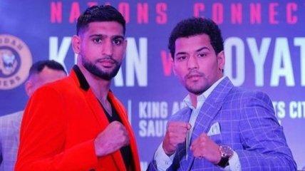 """Хан и боец ММА из Индии оспорят """"жемчужный пояс"""" WBC"""
