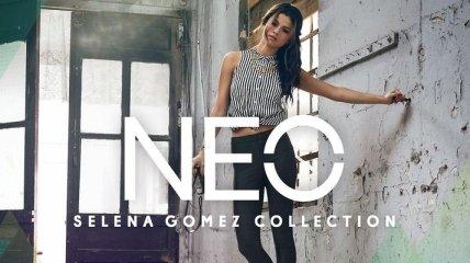 Селена Гомес стала лицом бренда adidas Neo (Фото)
