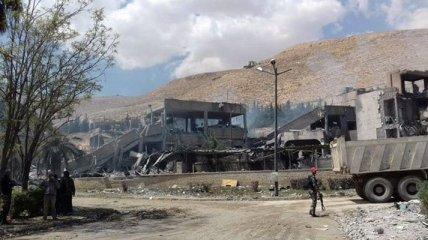 Сирия в руинах: появились фото масштабных разрушений после ракетных ударов