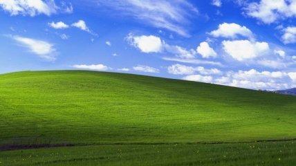 Как появился знаменитый фон Windows XP Bliss?