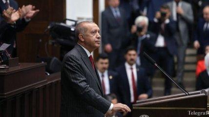 Эрдоган об обстрелах зоны деэскалации в Сирии: Анкара не будет сидеть сложа руки