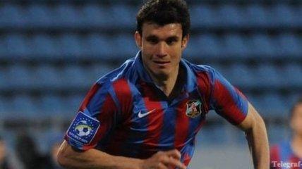 Семин привлек футболиста с Киева