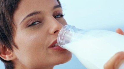 Молоко способствует похудению
