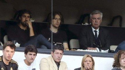 """""""Реал"""" приготовил официальное сообщение об отставке Анчелотти"""