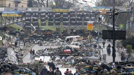 В ООН сообщают о 121 погибшем на Майдане