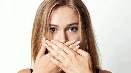 Горечь во рту: причины возникновения