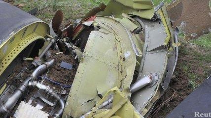 В авиакатастрофе погиб глава генштаба ВВС и 9 военнослужащих