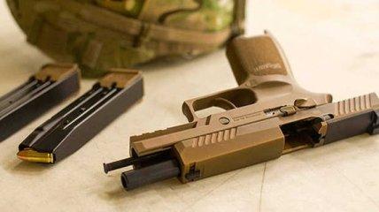 Морские пехотинцы США переходят на пистолеты MHS (Видео)