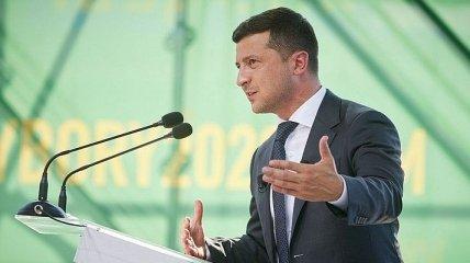 Президент призвал украинцев бороться и менять государство