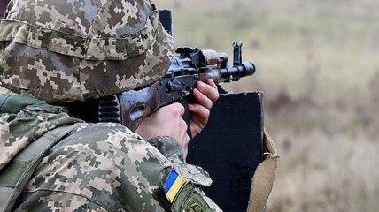 Ситуация на фронте: боевики дважды нарушили режим тишины