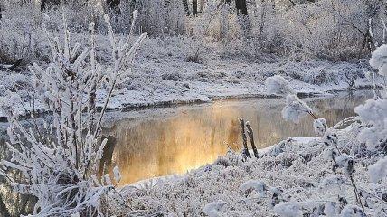 Погода на неделю: морозы будут усиливаться