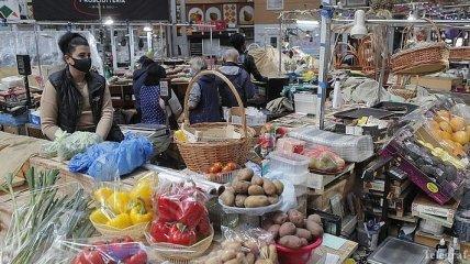 В НБУ рассказали, что происходит с ценами на продукты в Украине