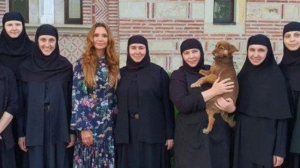 """Оксана Марченко выпустила первый фильм своего авторского проекта """"Паломница"""""""